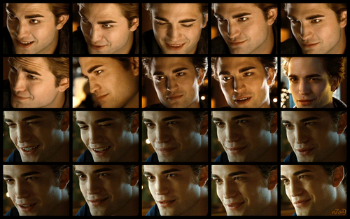Edward Cullen smiling (n7of9)