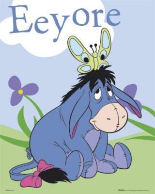 Eeyore Poster
