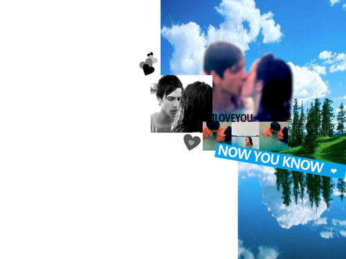Effy/Freddie--Now you know<33 - skins Wallpaper