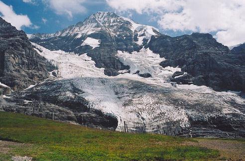 Eiger-glacier