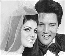 Elvis and Prescilla