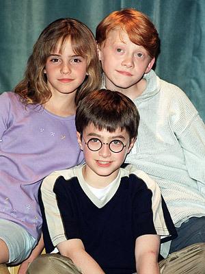 Emma, Daniel & Rupert