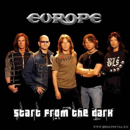 Europe-Start from the dark