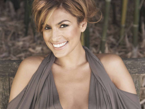 Eva Mendes wallpaper probably with a portrait titled Eva :)