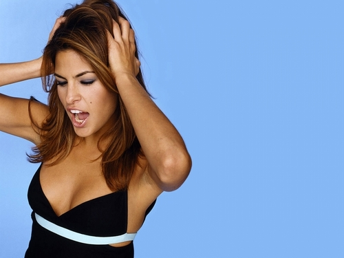 Eva Mendes wallpaper entitled Eva :)