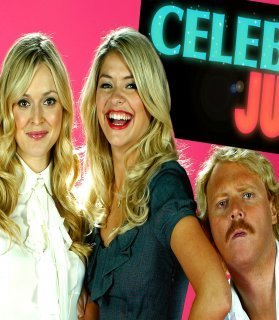 Fearne, holly and Keith