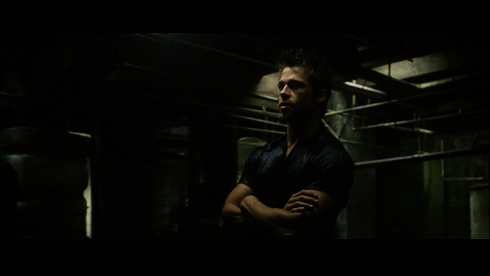 """fincher s freudian flick fight club based Directed by david fincher based on the book by chuck palahniuk archaic, religion-inspired morals, """"fight club's"""" tyler durden chick flick (6) comedy (29."""