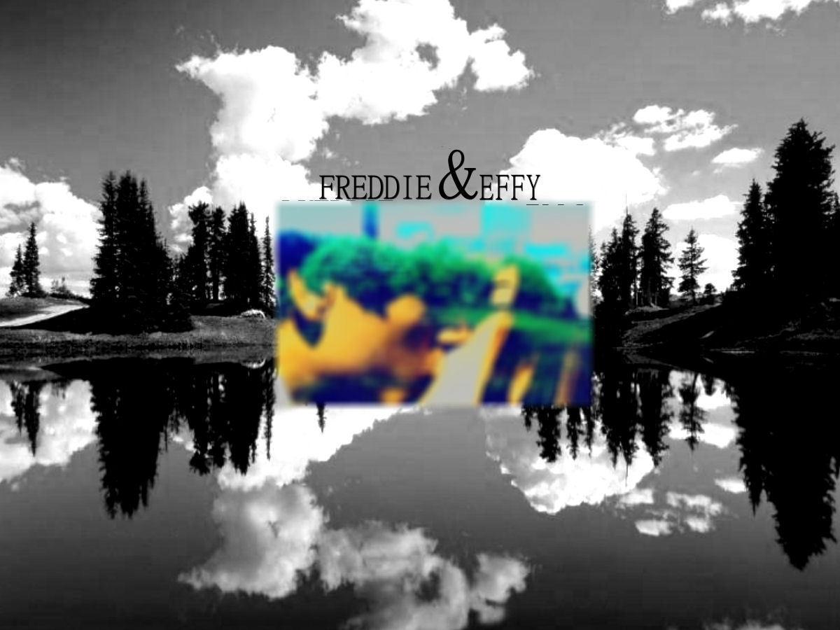 Freddie and Effy <3333