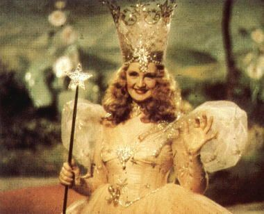 Le Magicien d'Oz fond d'écran called Glinda The Good Witch