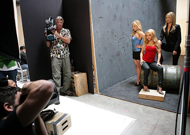 Heroes Cast - TV Guide photo Shoot