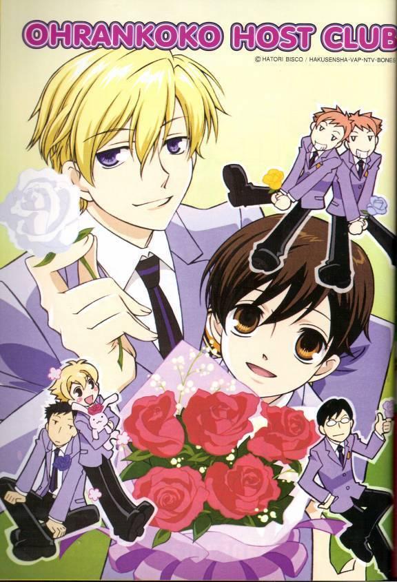 Ouran highschool host club anime download