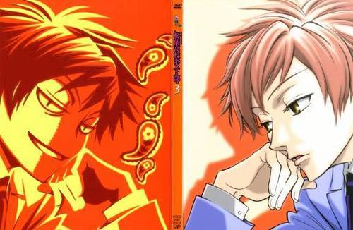 Ouran High School Host Club wallpaper with anime entitled Host Club