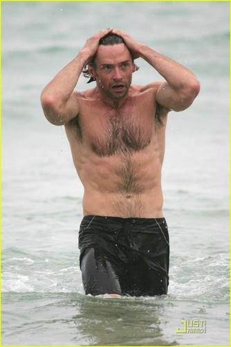 Hugh's pantai body