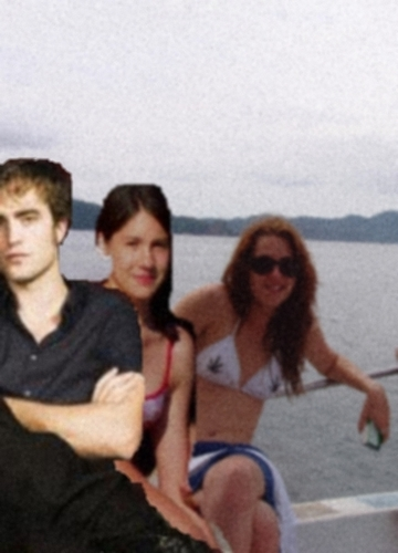 I+ Robert + Kristen!