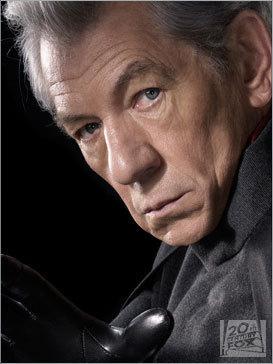 Ian Mckellen- Magneto