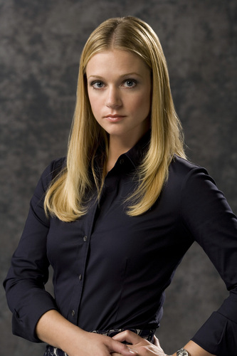 "Jennifer ""JJ"" Jareau wallpaper probably containing an outerwear and a well dressed person entitled JJ"