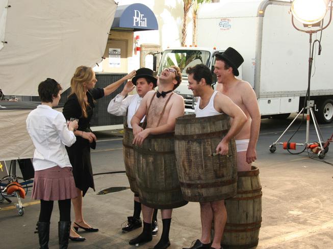 Jason & Friends in Vanity Fair