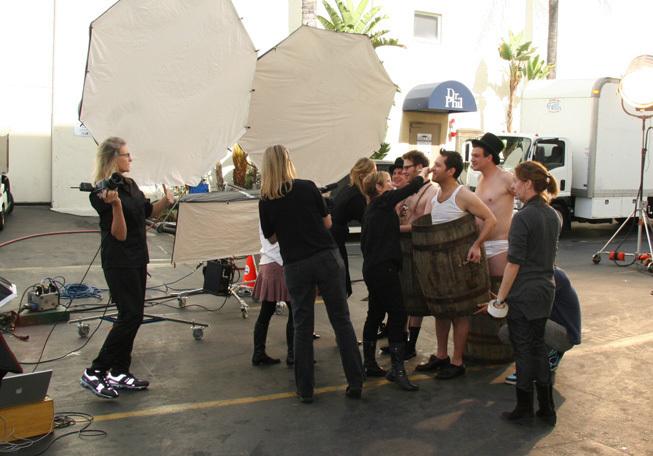 Jason & دوستوں in Vanity Fair
