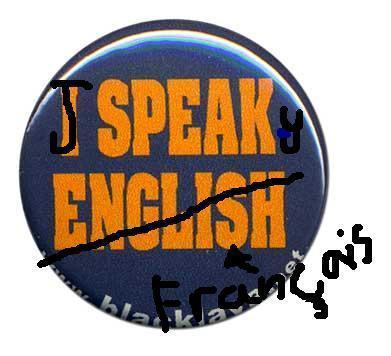 Je Speaky Francais!