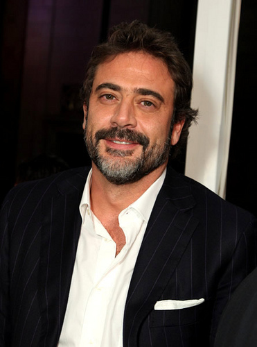 Jeffrey @ LA Watchmen Premiere - jeffrey-dean-morgan Photo
