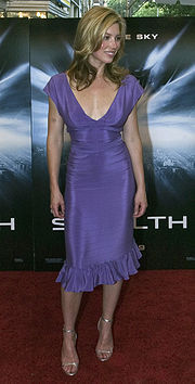 Jessica Biel at the Stealth 2005 Premiere