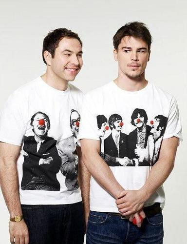 Josh Red Nose hari T-Shirt.