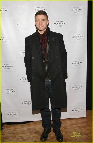 Justin @ The TriBeCa Ball Fundraising Gala