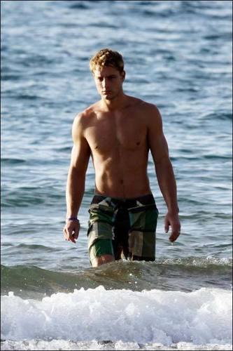 Justin in Hawaii
