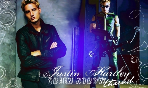 Justin Hartley Hintergrund called Justin