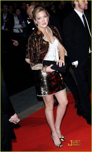 Kate @ Milan Fashion Week Autumn/Winter 2009