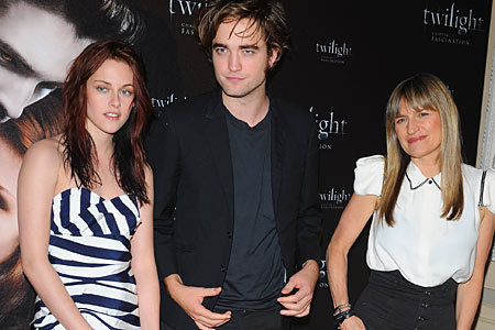Kristen, Rob, and Catherine