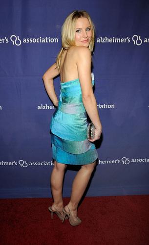 Kristen @ The Alzheimer's Association Benefit Gala