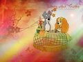 classic-disney - Lady and the Tramp wallpaper