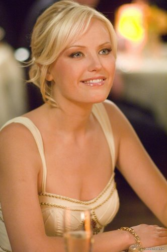 Malin Akerman wallpaper called Malin in 27 Dresses