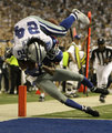 Marion Barber Dive