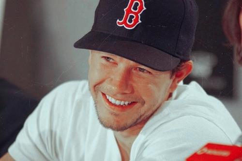 Mark Wahlberg<3!