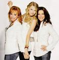 Martina, Reba & Taylor