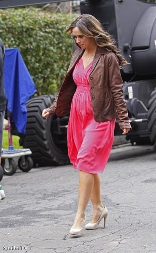 Melinda Pregnant!