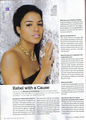 Michelle in Latina Magazine - michelle-rodriguez photo