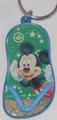 Mickey Mouse Sandal Keychain - keychains photo