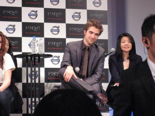 More Tokyo Press Conference