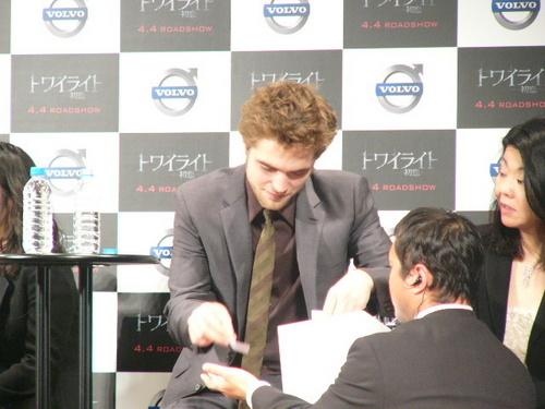 Mehr Tokyo Press Conference