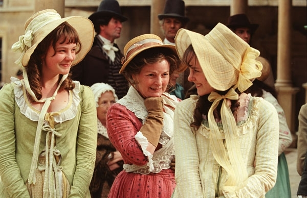 Mrs. Bennet and Girls
