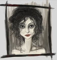 Mrs Lovett Fan Art - nellie-lovett fan art