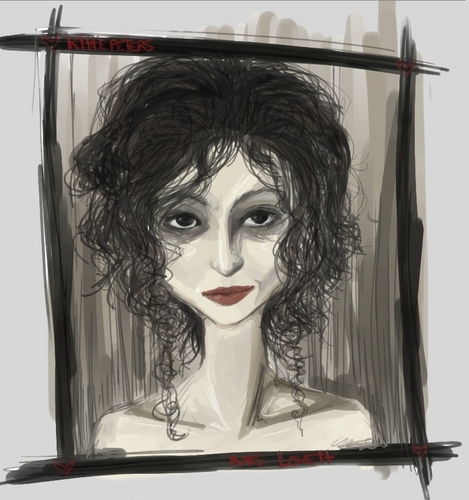Nellie Lovett wallpaper titled Mrs Lovett Fan Art