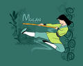 classic-disney - Mulan wallpaper
