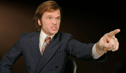 NPH is... David Frost!