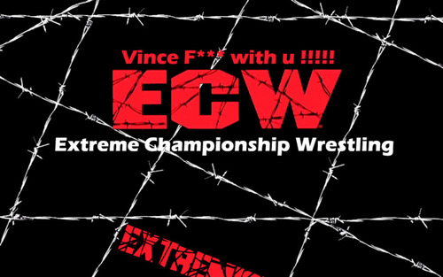 Professional Wrestling wallpaper called Old ECW