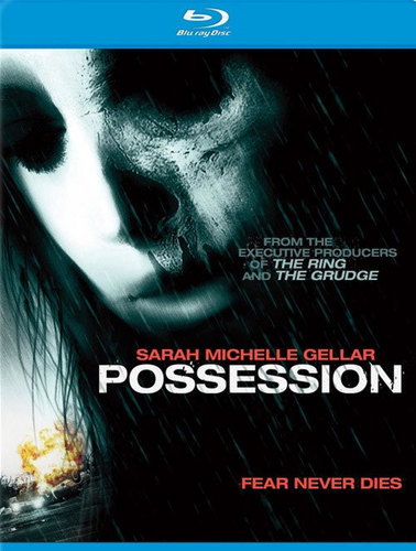 Possession DVD Cover Blue - 레이