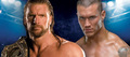 Randy Orton vs Triple H